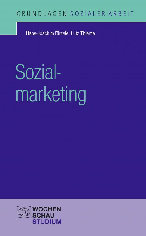 Sozialmarketing cover