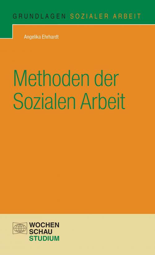 Methoden der Sozialen Arbeit cover