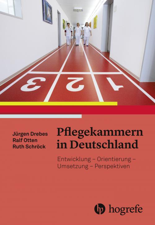 Pflegekammern in Deutschland cover