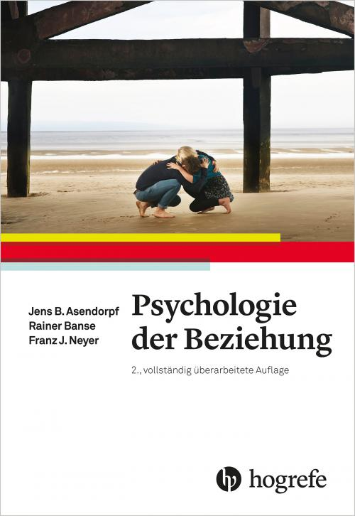 Psychologie der Beziehung cover