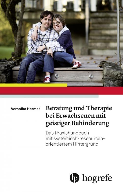 Beratung und Therapie bei Erwachsenen mit geistiger Behinderung cover