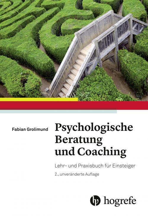 Psychologische Beratung und Coaching cover