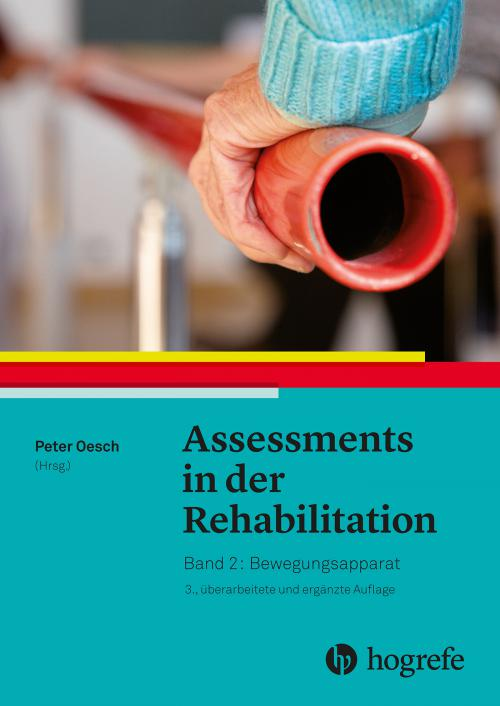 Assessments in der Rehabilitation cover