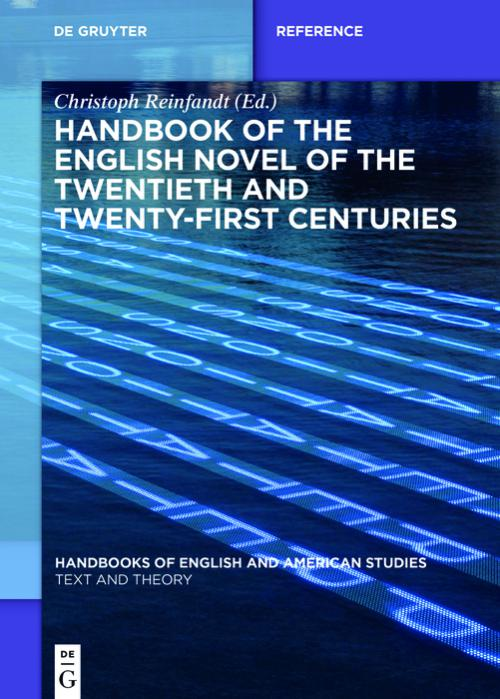 Handbook of the English Novel of the Twentieth and Twenty-First Centuries cover
