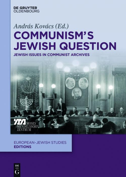 Communism's Jewish Question cover