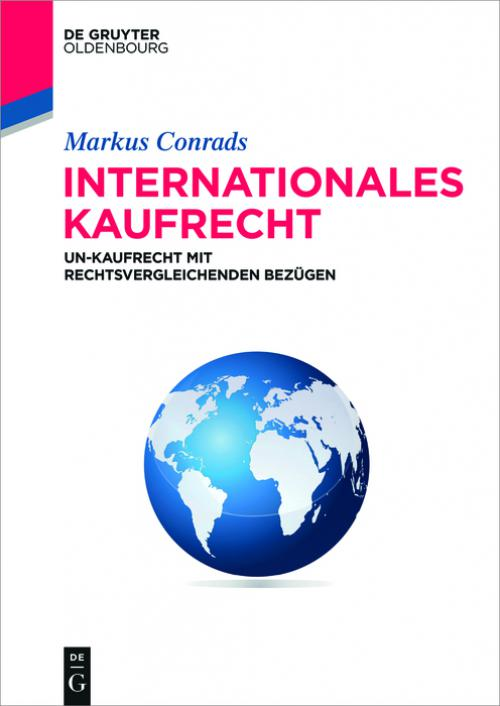 Internationales Kaufrecht cover