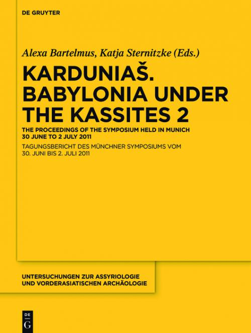 Karduniaš. Volume 2 cover