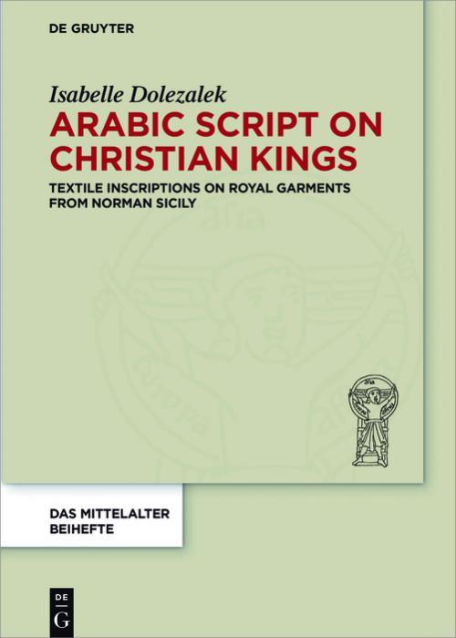Arabic Script on Christian Kings cover