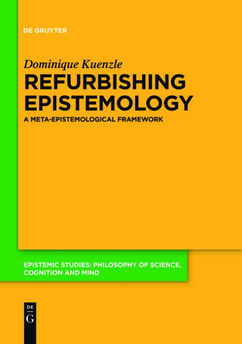 Refurbishing Epistemology cover