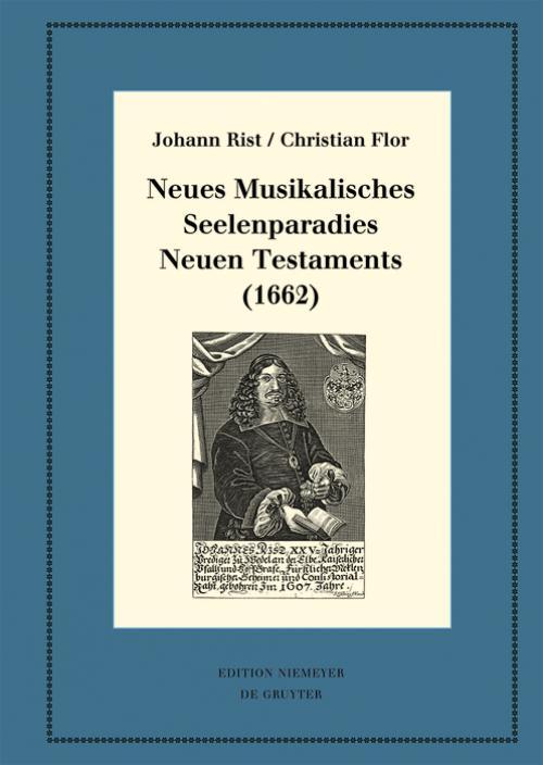 Neues Musikalisches Seelenparadies Neuen Testaments (1662) cover
