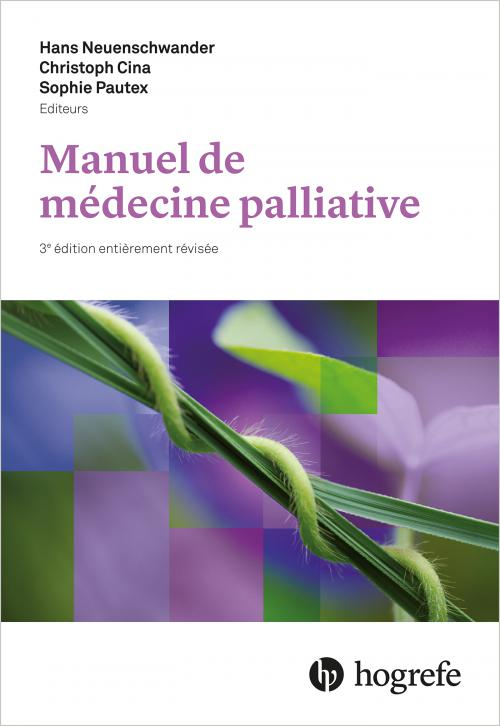 Manuel de médecine palliative cover