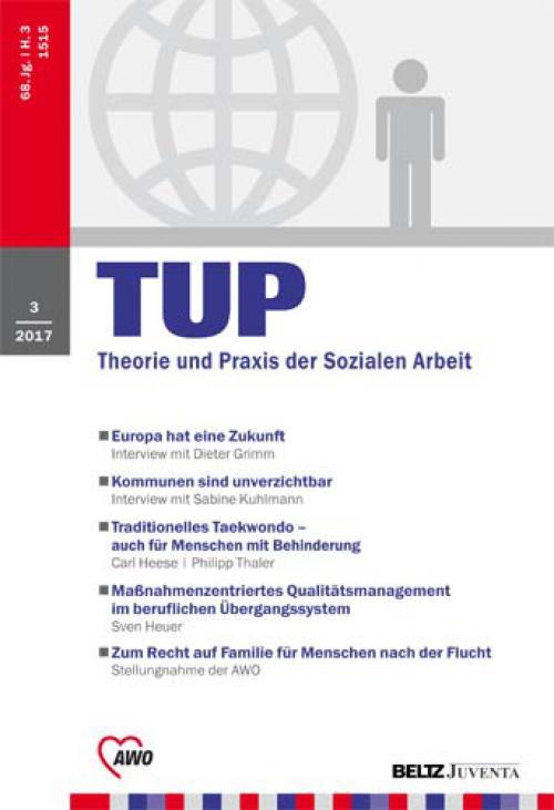 Bundestagswahl 2017 - Die AWO fragt nach cover