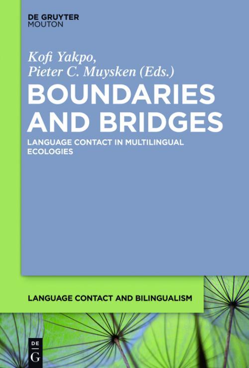 Boundaries and Bridges cover