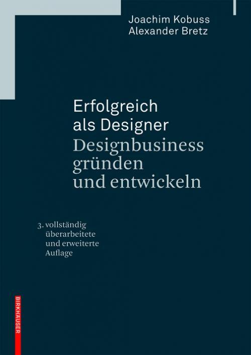 Designbusiness gründen und entwickeln cover