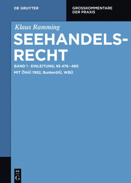 Einleitung; §§ 476 – 480 cover