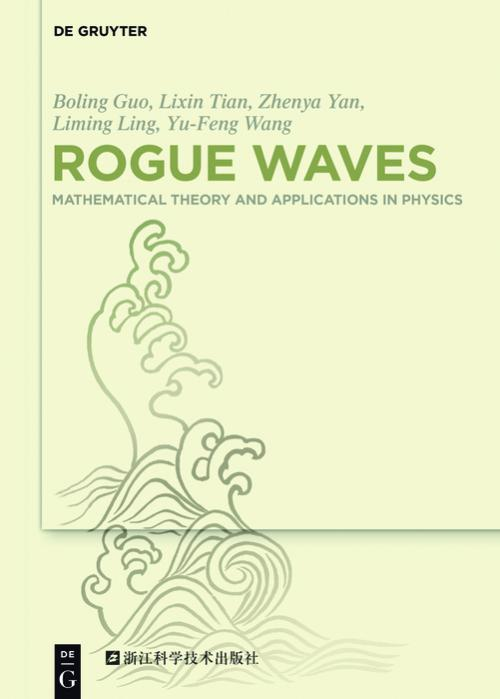 Rogue Waves cover