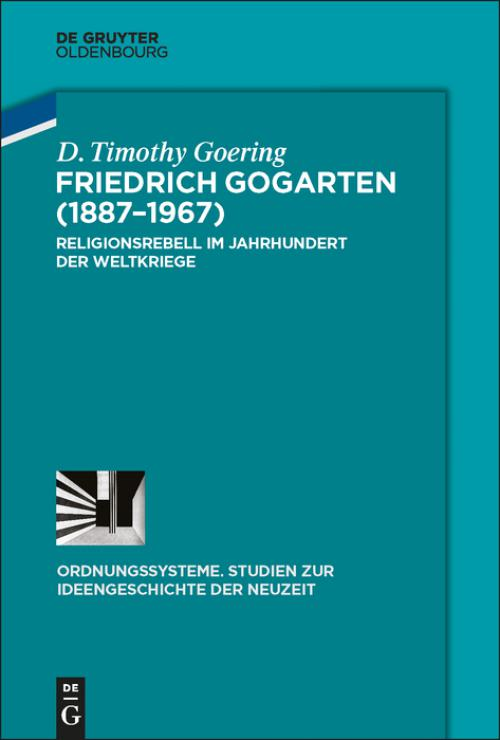 Friedrich Gogarten (1887-1967) cover