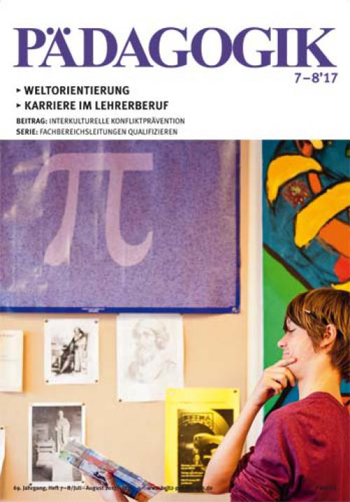 Masterstudiengänge im Bereich Schulleitung/Bildungsmanagement cover