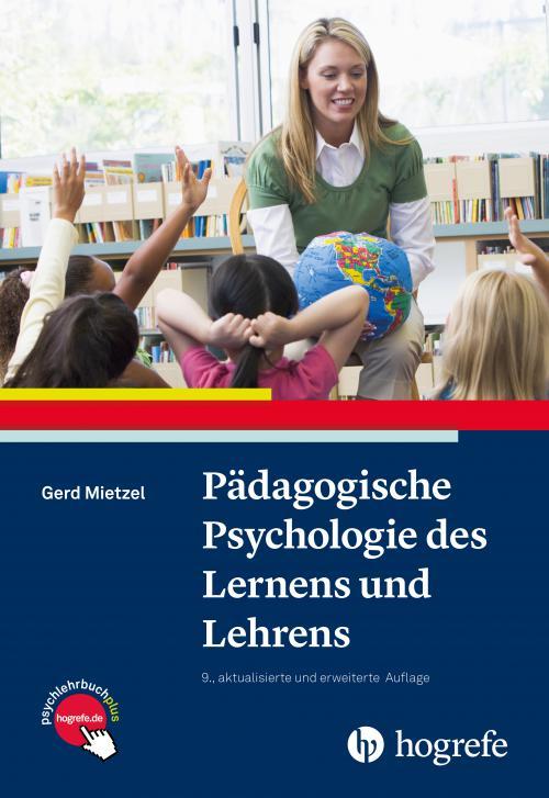 Pädagogische Psychologie des Lernens und Lehrens cover