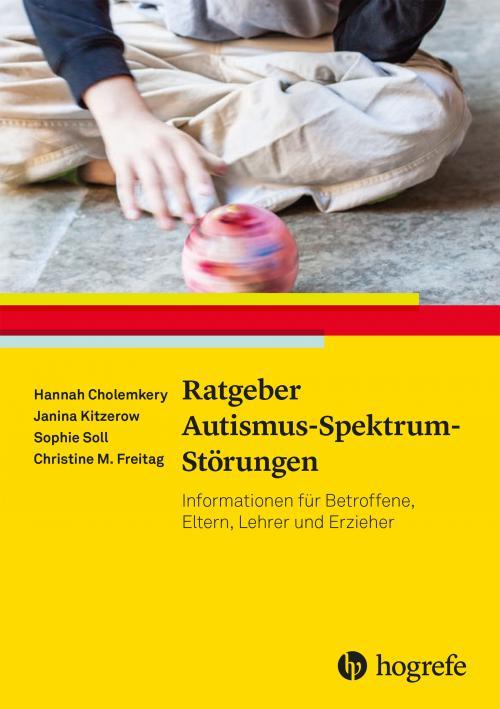 Ratgeber Autismus-Spektrum-Störungen cover