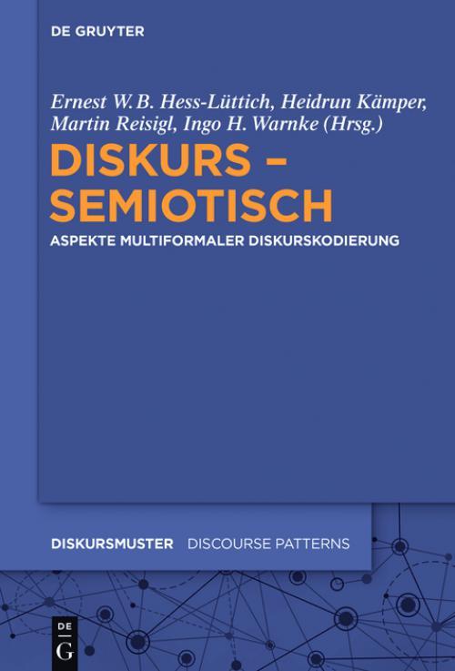 Diskurs - semiotisch cover