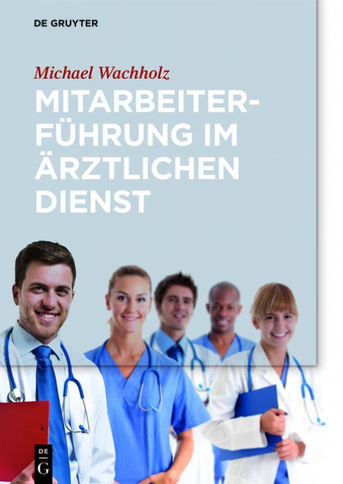 Mitarbeiterführung im ärztlichen Dienst cover