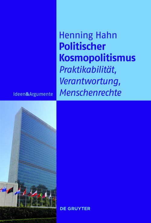 Politischer Kosmopolitismus cover