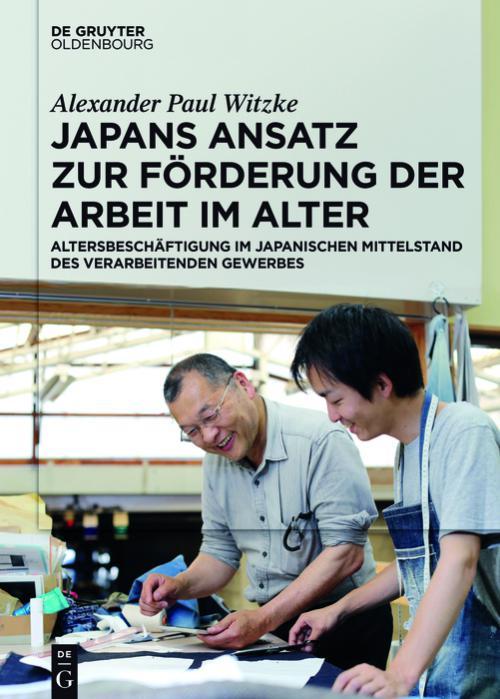 Japans Ansatz zur Förderung der Arbeit im Alter cover