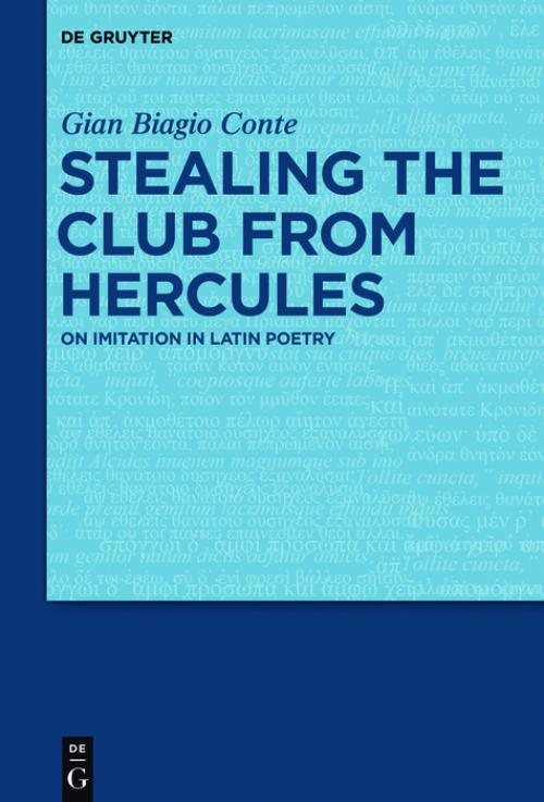 Stealing the Club from Hercules cover