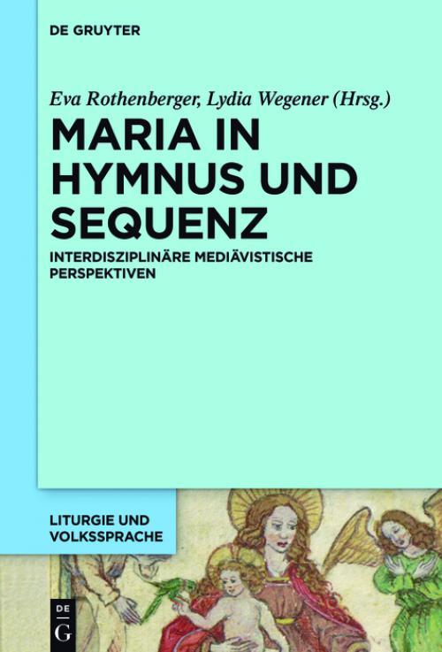 Maria in Hymnus und Sequenz cover