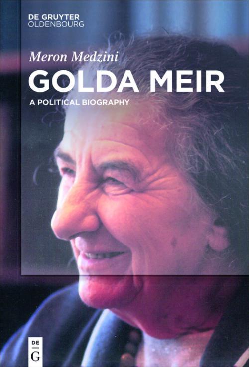 Golda Meir cover