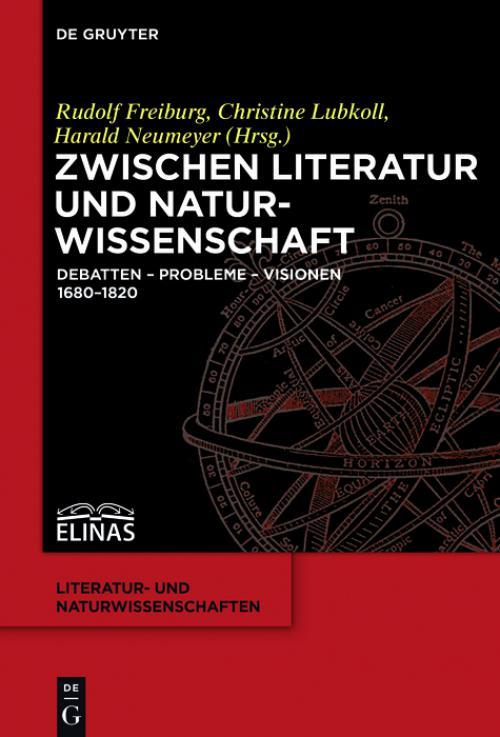 Zwischen Literatur und Naturwissenschaft cover