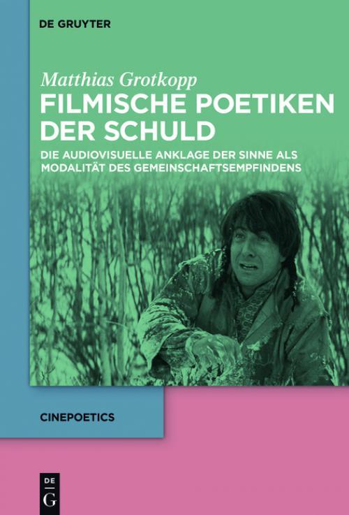 Filmische Poetiken der Schuld cover