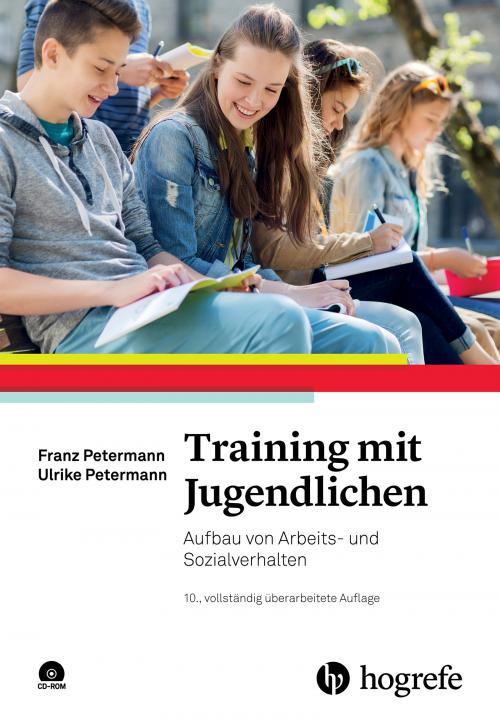 Training mit Jugendlichen cover