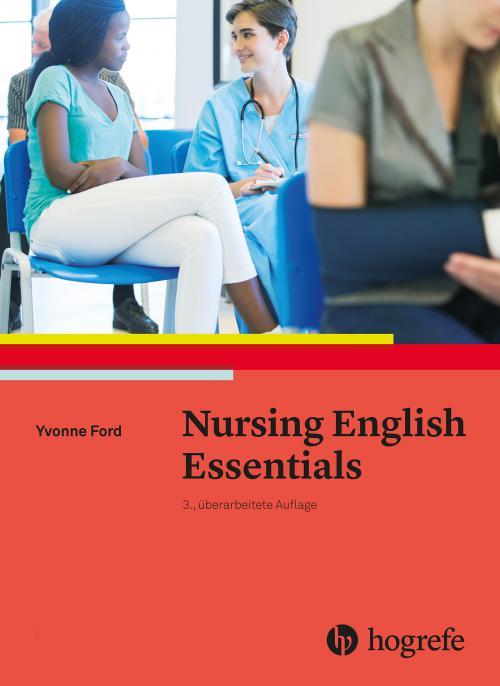 Nursing English Essentials cover