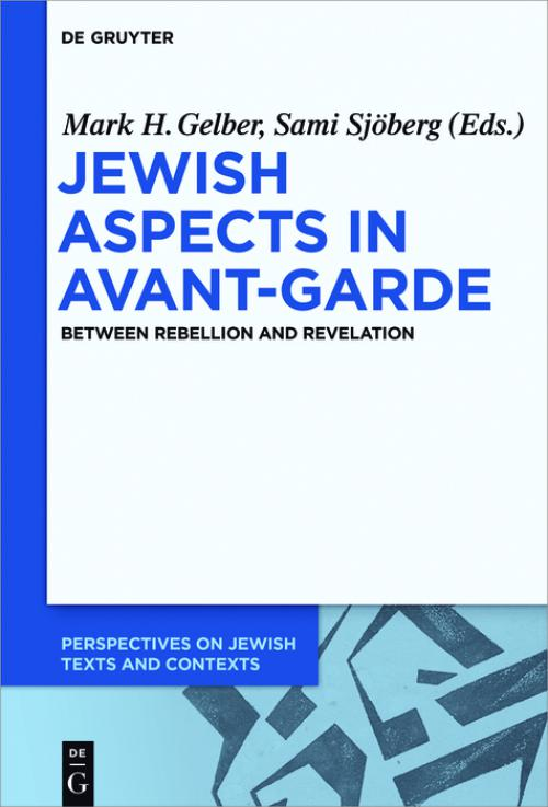 Jewish Aspects in Avant-Garde cover