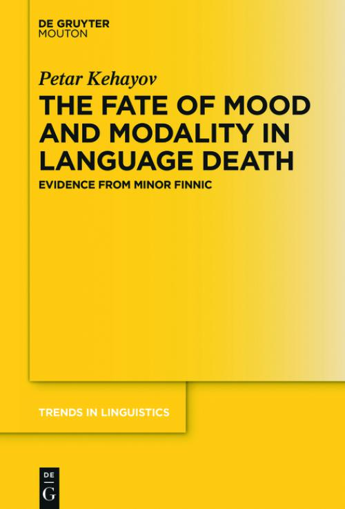 The Fate of Mood and Modality in Language Death cover