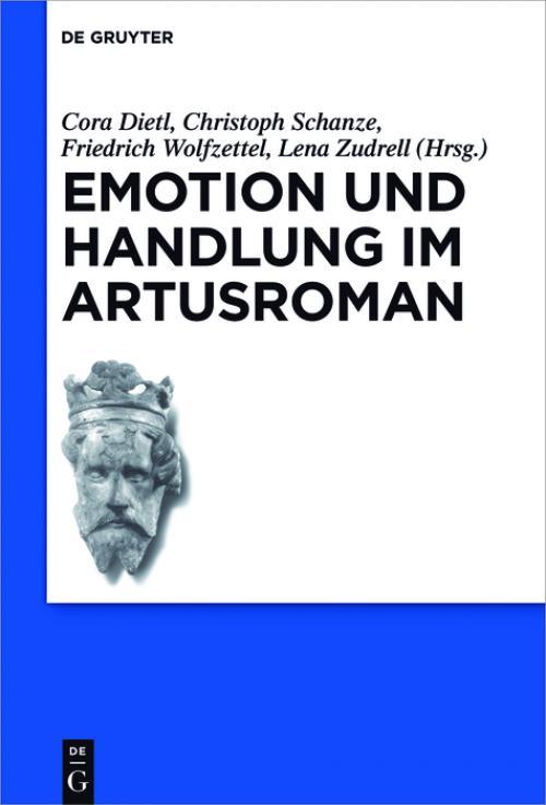 Emotion und Handlung im Artusroman cover