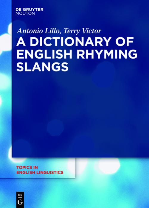 A Dictionary of English Rhyming Slangs cover