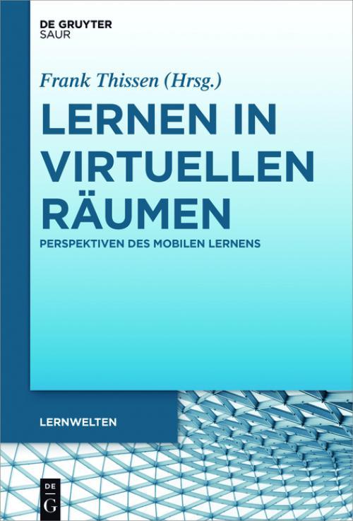 Lernen in virtuellen Räumen cover