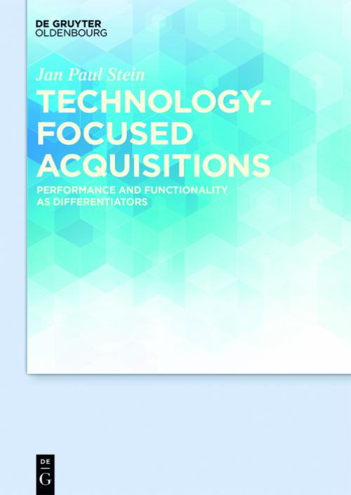 Technology-focused Acquisitions cover
