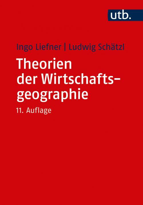 Theorien der Wirtschaftsgeographie cover
