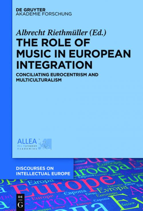 The Role of Music in European Integration cover
