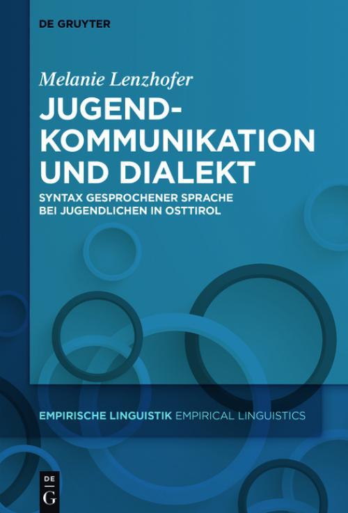 Jugendkommunikation und Dialekt cover