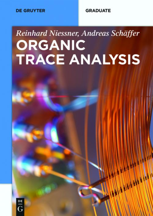 Organic Trace Analysis cover