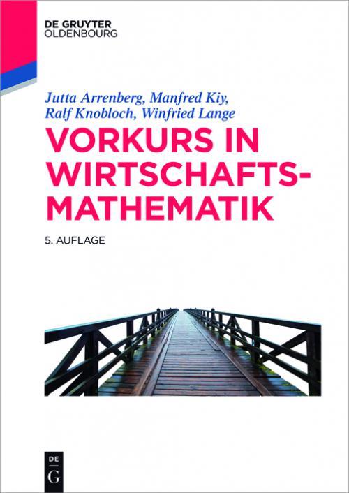 Vorkurs in Wirtschaftsmathematik cover