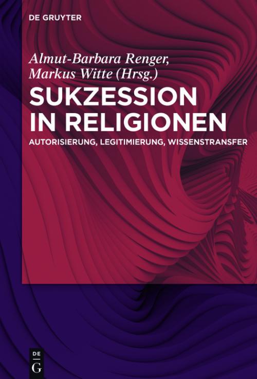 Sukzession in Religionen cover