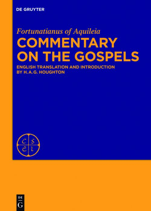 Commentary on the Gospels cover