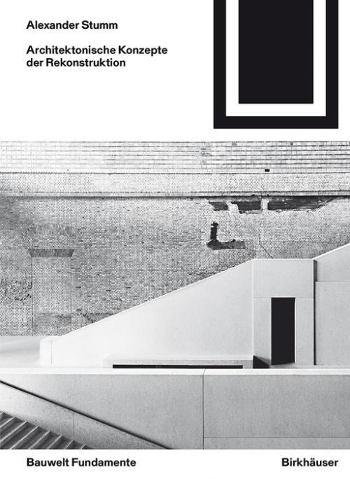 Architektonische Konzepte der Rekonstruktion cover