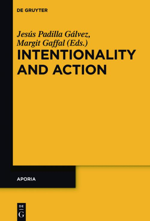 Intentionality and Action cover